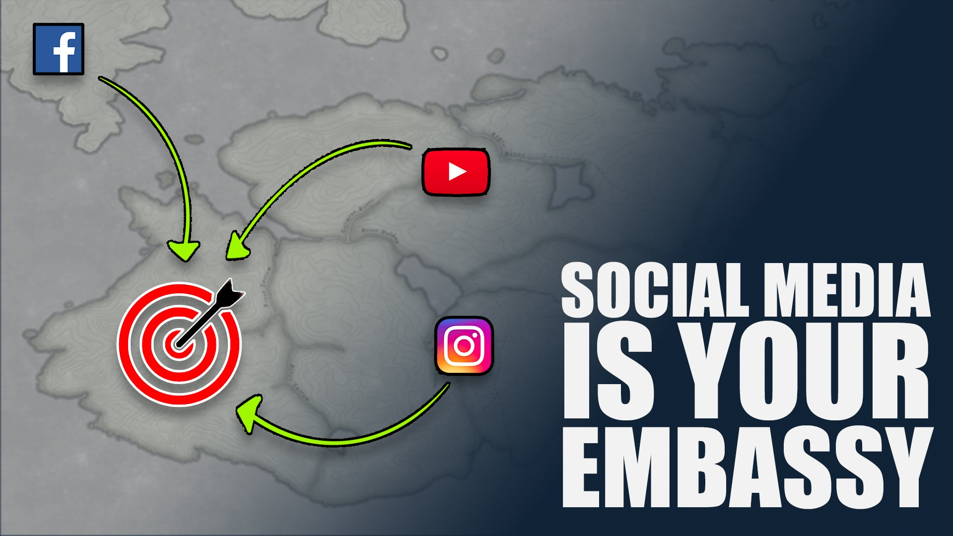 Social Media is Your Embassy